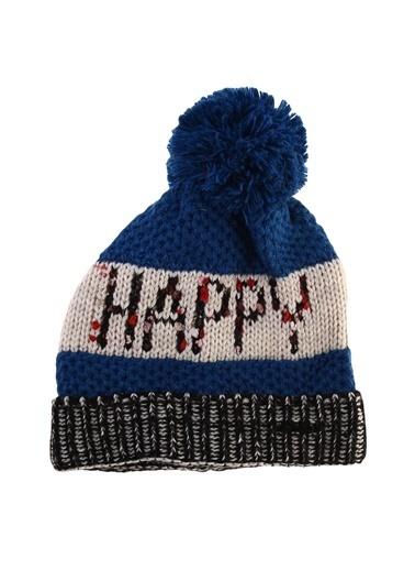 Bay Şapkacı Bere Mavi